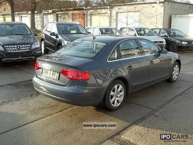 2010 audi a4 2 0 tdi multitronic ambition car photo and specs. Black Bedroom Furniture Sets. Home Design Ideas