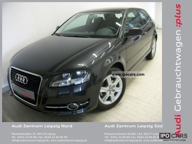 2011 Audi  A3 1.4l TFSI Attraction, 6-speed Limousine Used vehicle photo