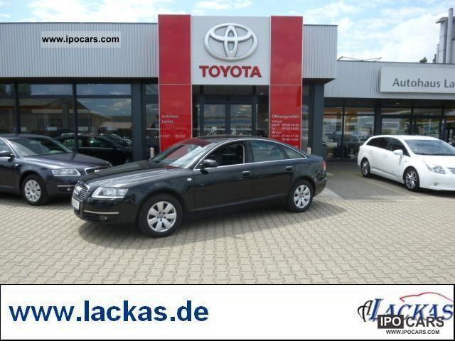 2008 Audi  A6 3.0 TDI quattro, navigation, leather, xenon Limousine Used vehicle photo