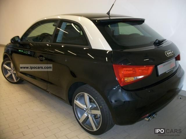 2011 audi a1 tfsi ambition 6 speed xenon car. Black Bedroom Furniture Sets. Home Design Ideas