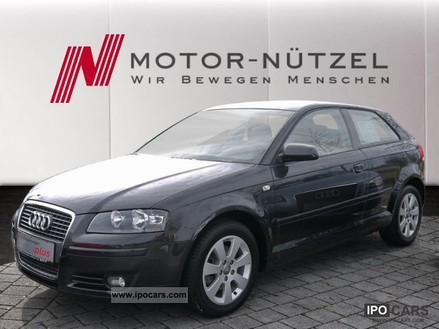 2007 Audi  A3 1.8 TFSI atmosphere (Klima) Limousine Used vehicle photo