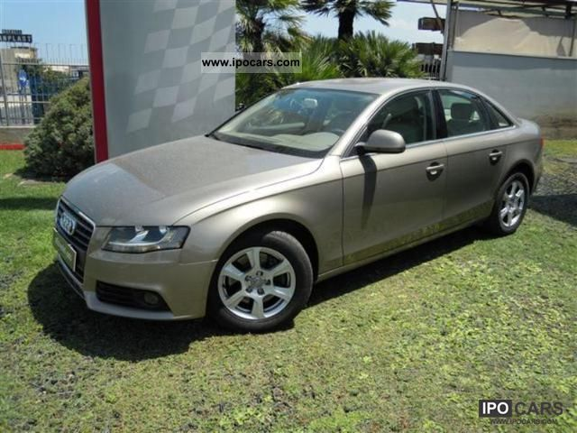 2008 Audi  A4 2.7 V6 TDI F.AP. multitronic Limousine Used vehicle photo