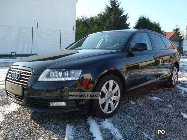 2009 audi a6 avant 3 0 tfsi quattro tiptr 15600eur export car photo and specs. Black Bedroom Furniture Sets. Home Design Ideas