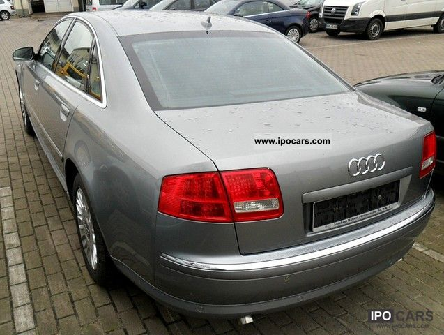 2006 audi a8 4 2 tdi quattro car photo and specs. Black Bedroom Furniture Sets. Home Design Ideas