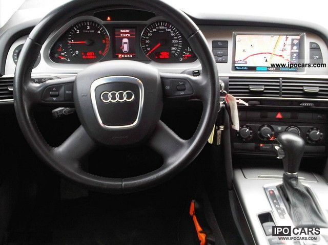 2007 audi a6 2.7 tdi (be) c6 related infomation,specifications