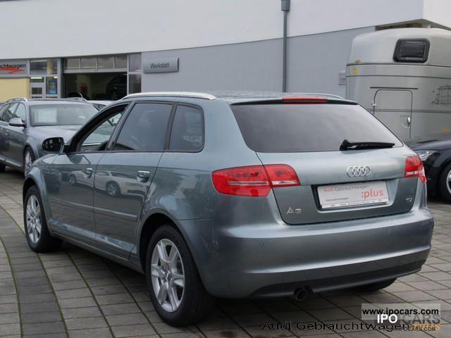 2011 Audi A3 Sportback 1 6 TDI (Bluetooth - A - Car Photo