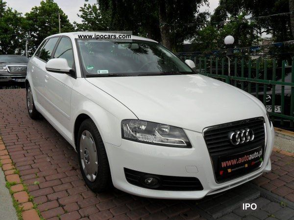 2009 Audi  A3 DOOR-TO-DOOR DELIVER / francais / German Other Used vehicle photo