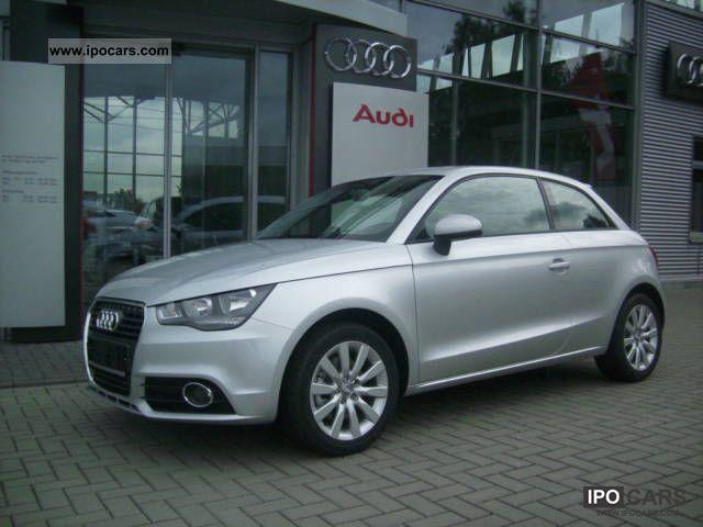 2012 Audi  A1 1.6 TDI * immediately * 24 100 NP Small Car Used vehicle photo