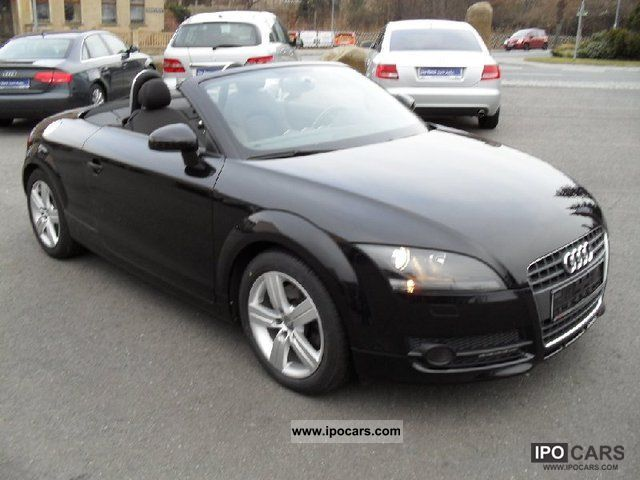 2008 audi tt roadster 1 8 tfsi car photo and specs. Black Bedroom Furniture Sets. Home Design Ideas