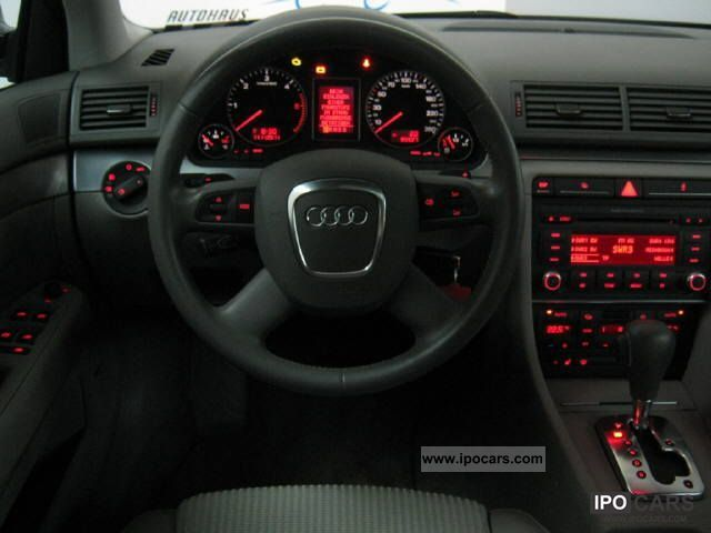 2007 audi a4 saloon 2 7 tdi xenon sound system ssd bose. Black Bedroom Furniture Sets. Home Design Ideas