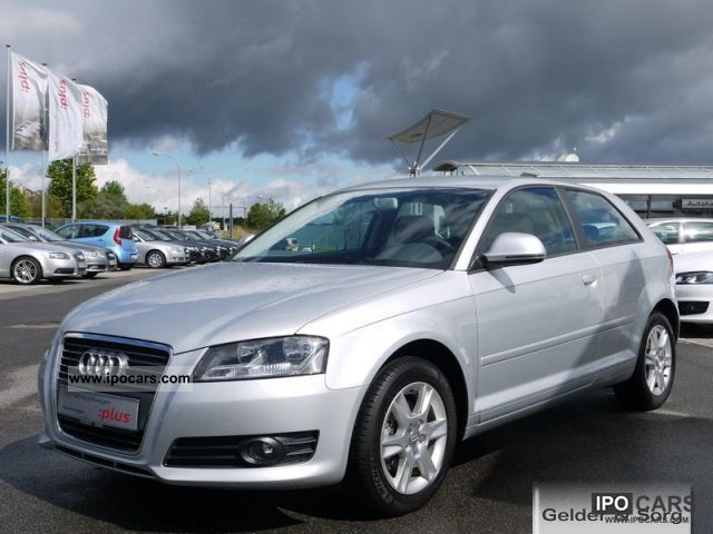 2010 Audi  A3 1.8 TFSI light package, heated seats, parking assistance, Sports car/Coupe Used vehicle photo