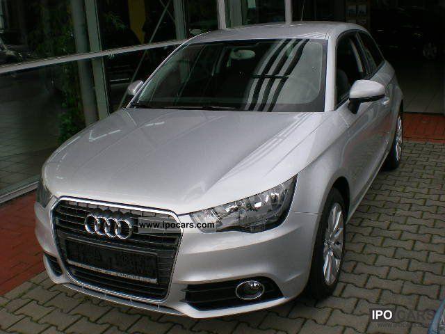 2010 Audi  A1 1.6 TDI Small Car Used vehicle photo