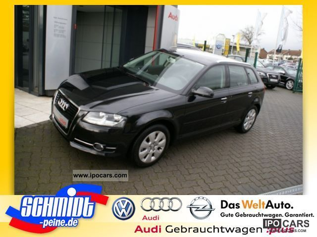 2011 Audi  A3 Sportback 1.4 TFSI Attraction KomfortNavi Limousine Used vehicle photo