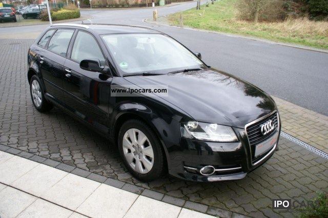 2011 audi a3 sportback 1 4 tfsi attraction komfortnavi. Black Bedroom Furniture Sets. Home Design Ideas