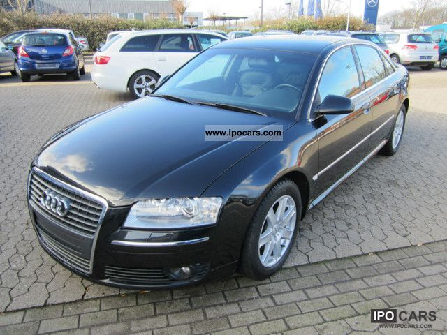 2005 Audi  A8 3.0 TDI Leather / Navi / Xenon / Standh. / Aviat. Limousine Used vehicle photo