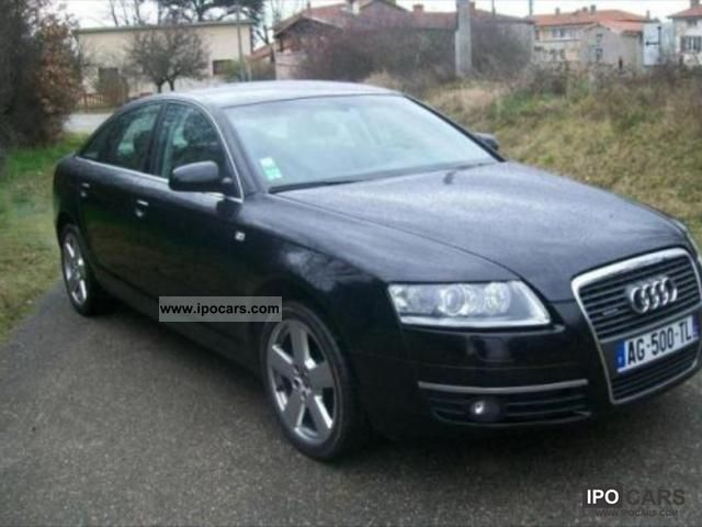 2007 audi a6 quattro 3 0 tdi233 dpf ambition luxe car photo and specs. Black Bedroom Furniture Sets. Home Design Ideas