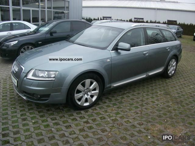 2007 audi a6 allroad quattro 2 7 tdi tiptronic leather nav car photo and specs. Black Bedroom Furniture Sets. Home Design Ideas
