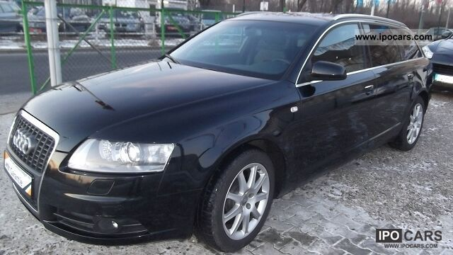 2007 audi a6 3 0 tdi car photo and specs. Black Bedroom Furniture Sets. Home Design Ideas