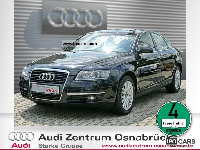 2007 Audi  A6 Saloon 2.7 TDI multitronic Limousine Used vehicle photo
