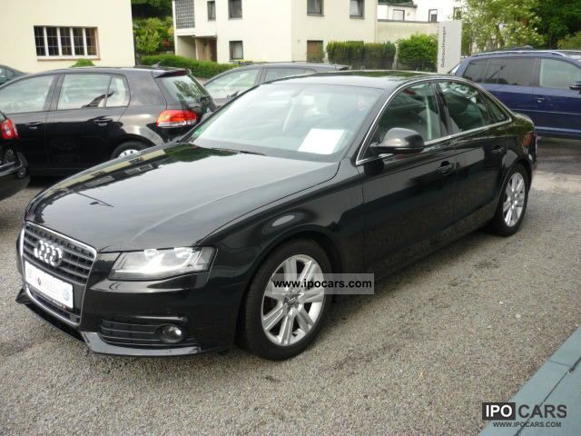 2008 Audi  A4 ambience Limousine Used vehicle photo