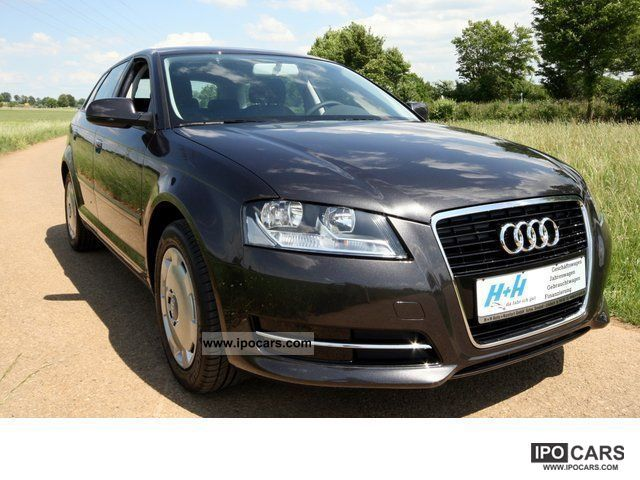 2010 audi a3 sportback 1 6 car photo and specs. Black Bedroom Furniture Sets. Home Design Ideas