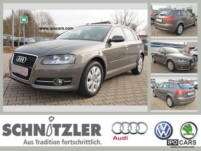2011 Audi  A3 Sportback 1.4 TFSI convenience package plus / navigation / climate Limousine Used vehicle photo