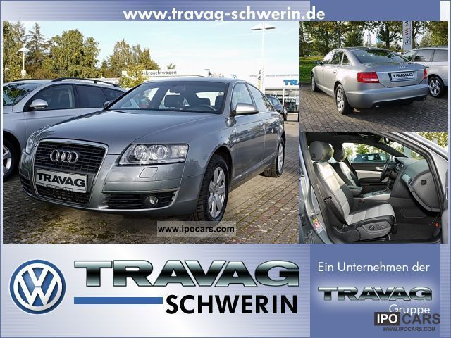 2008 Audi  A6 3.0 TDI quattro 6-speed automatic Limousine Used vehicle photo