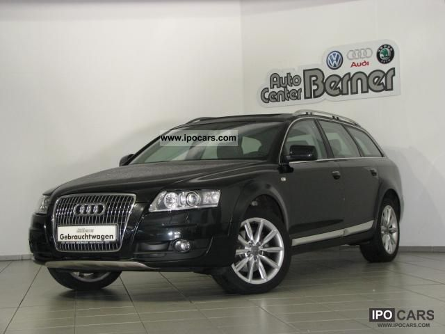 2007 audi a6 allroad quattro 3 0 tdi automatic car photo and specs. Black Bedroom Furniture Sets. Home Design Ideas