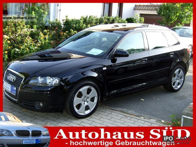 2008 Audi A3 2 0 Tfsi Quattro Open Sky Leather Panorama Roof Car Photo And Specs