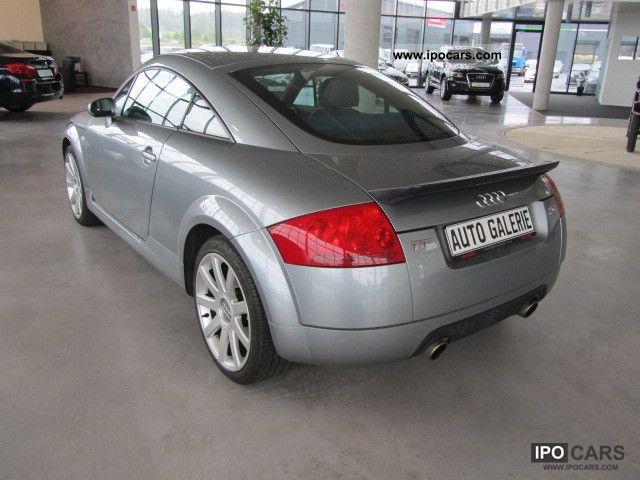 2005 Audi Tt Coupe 3 2 Quattro Dsg Car Photo And Specs