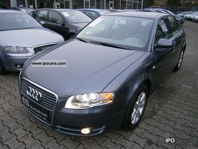 2007 audi a4 2 7 v6 tdi sedan car photo and specs. Black Bedroom Furniture Sets. Home Design Ideas