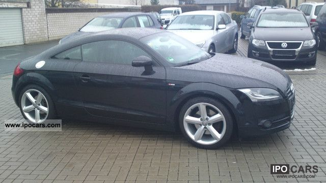 2008 audi tt coupe 2 0 tfsi s line car photo and specs. Black Bedroom Furniture Sets. Home Design Ideas