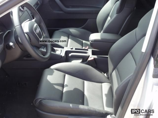 2010 Audi A3 Sportback S Line Leather Sports Seats