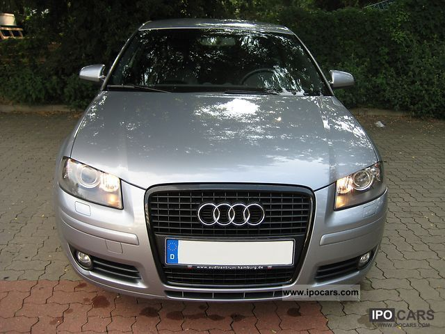 2006 Audi  3.2 quattro (DSG) S tronic S Line Sport Package + Limousine Used vehicle photo