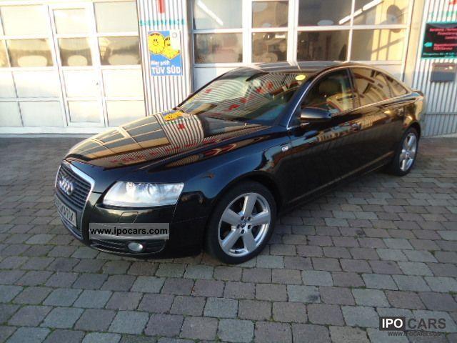 2008 Audi A6 2.8 FSI quattro tipt. Air suspension Navi Xenon Limousine ...