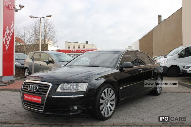 2007 Audi  A8 6.0 Quattro Long Version Limousine Used vehicle photo