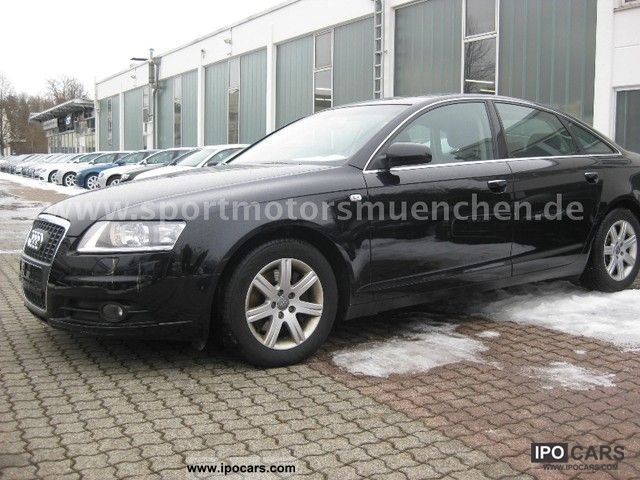 2008 Audi  A6 3.0 TDI Quattro S-LINE 19 INCH NAVI XENON Limousine Used vehicle photo