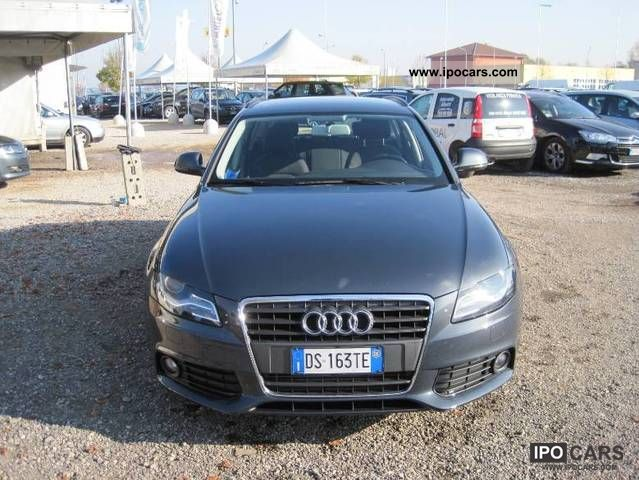 2008 audi a4 av 2 0 tdi advanced fap car photo and specs. Black Bedroom Furniture Sets. Home Design Ideas
