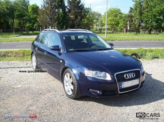 2006 audi a4 s line quatro car photo and specs. Black Bedroom Furniture Sets. Home Design Ideas