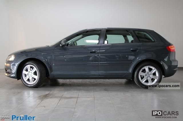 2011 audi a3 sportback 1 6 tdi einparkh climate car photo and specs. Black Bedroom Furniture Sets. Home Design Ideas