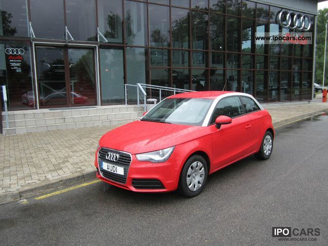 2011 Audi  A1 1.4 TFSI S tronic Attraction Small Car Used vehicle photo