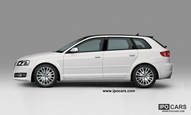 2011 audi a3 sportback nowy car photo and specs. Black Bedroom Furniture Sets. Home Design Ideas