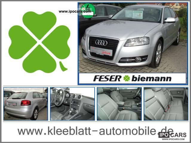 2010 Audi  A3 1.2 FSI 3-tg. Attraction Attraction S-Tronic Limousine Used vehicle photo