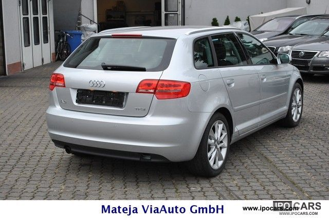 2010 audi a3 sportback tdi bi xenon 17 inch car photo and specs. Black Bedroom Furniture Sets. Home Design Ideas