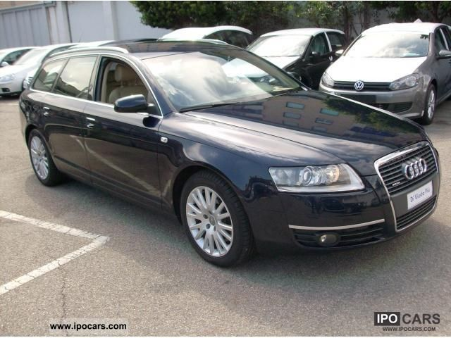 2005 Audi  A6 Avant 3.0 V6 TDI Quattro (UNICO proprietario) Estate Car Used vehicle photo