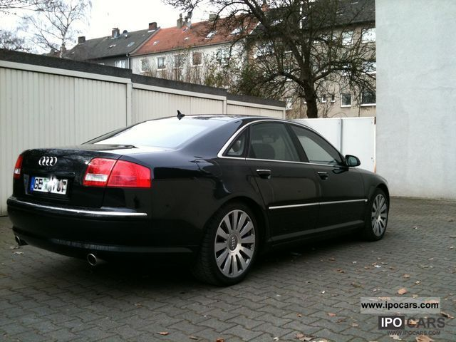 Audi  A solar roof air 8Gas Bose Leather Navi Xenon 2003 Liquefied Petroleum Gas Cars (LPG, GPL, propane) photo