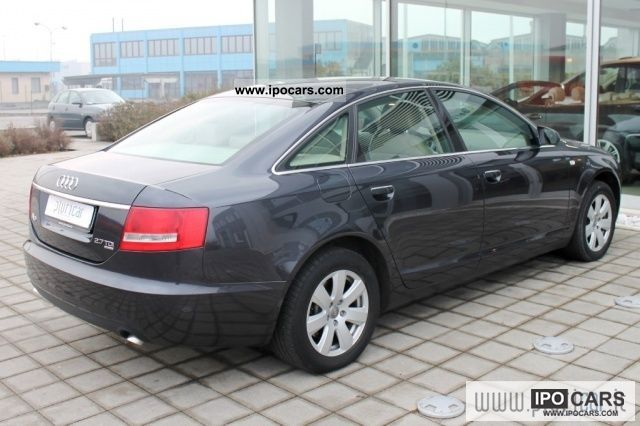 2008 audi a6 sedan 2 7 v6 tdi quattro tiptronic pelle car photo and specs. Black Bedroom Furniture Sets. Home Design Ideas