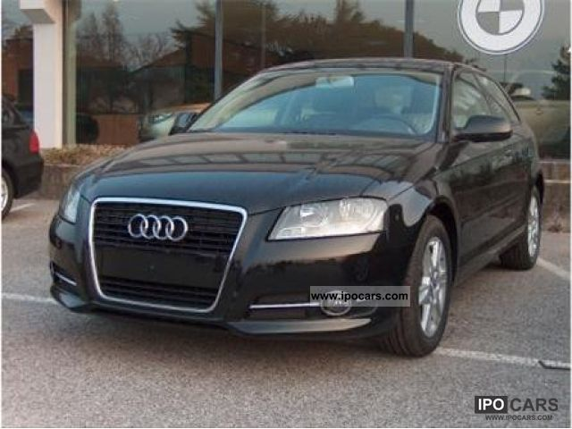 2010 Audi  A3 1.6 Small Car Pre-Registration photo