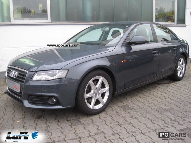 2008 audi a4 saloon 1 8 tfsi ambition car photo and specs. Black Bedroom Furniture Sets. Home Design Ideas
