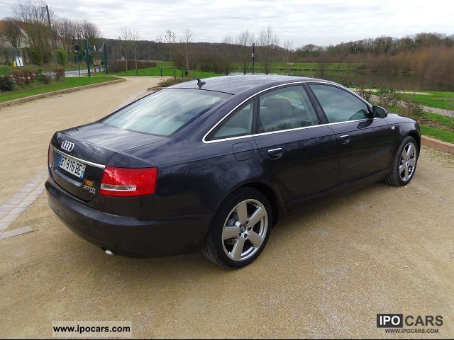 2006 audi a6 quattro 3 0 tdi ambition luxe tip car photo and specs. Black Bedroom Furniture Sets. Home Design Ideas